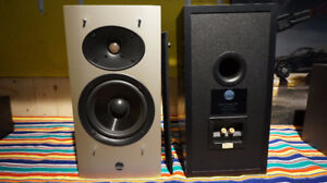 ATHENA AS-B2-1 SPEAKERS (BY GORD VAN KESSEL)