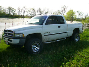 Looking to buy any shape 94-02 Dodge ram pickups!!