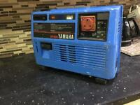 Yamaha Japan EF600 Silent Suitcase Generator Workshop Manual Included.