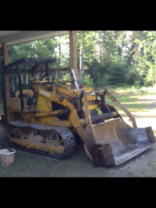 Case 420c Crawler Loader