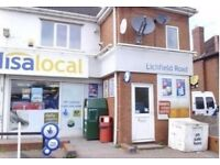 THE LETTINGS SHOP ARE PROUD TO OFFER A LOVELY 1 BED FLAT IN WALSALL, LICHFIELD ROAD, DSS WELCOME!!