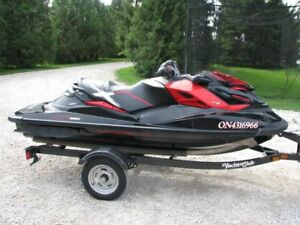 ONLY 86 HRS,2014 SEADOO RXP-X 260,SEA DOO