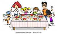 Healthy Eating Support for Families