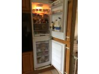 Blomberg Integrated Fridge Freezer