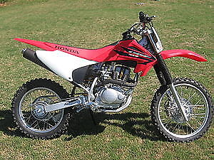 Searching for Honda crf150f