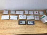 Schneider Electric Sockets, switches, TV/Aerial