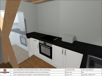 1 bedroom flat in Flat 5 Tredegar Apartments, Commercial Street, Newport