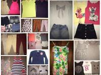 Girls Clothes Bundle. Age 5-6 (37 Items)