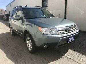 2013 Subaru Forester 2.5X TOURING PKG. NO ACCIDENT