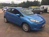 2011 Ford Fiesta 1.4TDCi 70 DPF Edge diesel manual