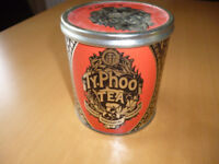 VINTAGE RETRO - TY PHOO TEA TIN