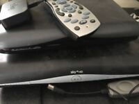 2 sky HD boxes with remote. All working order.