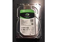 Seagate 5TB / 5000GB Hard drive