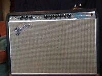 1969 Fender Drip Edge Vibrolux Reverb