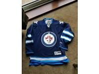 Winnipeg Jets NHL jersey shirt