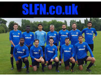 JOIN 11 ASIDE FOOTBALL TEAM IN LONDON, FIND SATURDAY FOOTBALL TEAM, JOIN SUNDAY FOOTBALL TEAM 7HC