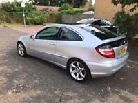 2006 Mercedes-Benz C Class 1.8 C180 Kompressor Sport 2dr Automatic @07445775115@