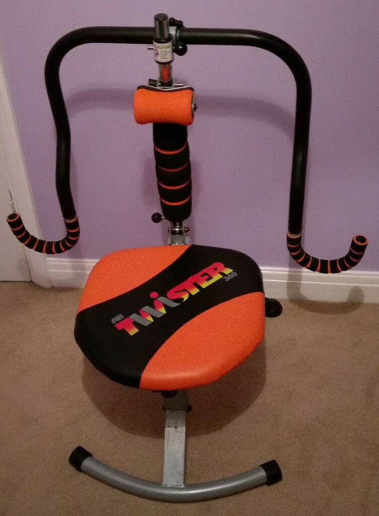 Ab Doer Twist Exercise Machinein Hove, East SussexGumtree - Ab Doer Twist Exercise Machine for Abdominal and Back Workout Ergonomic Massage roller for back. Various resistance options. Seat can be swivelled or locked. Can be folded down for storage. Good condition only used a few times. Seat has some cat claw...