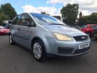 2005 FORD FOCUS C-MAX 1.6 LX * 11 MONTHS MOT + ONLY 81000 MILES**