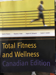 Total Fitness & Wellness- Canadian Ed.
