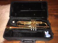 Yamaha Trumpet (Mint condition)