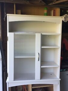 Cabinet for toilet