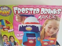 Frosted drinks maker