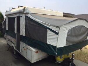 2009 Palomino tent trailer for sale