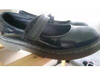 Dr. Martens girls shoes size 3