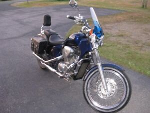 1988 HONDA SHADOW 600