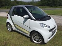 SMART FORTWO Passion MHD 2011 (61 Reg) Only 28,100m