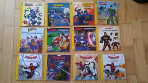 Livres collection Phidal