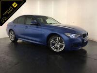 2015 65 BMW 330D X-DRIVE M SPORT AUTO DIESEL 1 OWNER SERVICE HISTORY FINANCE PX