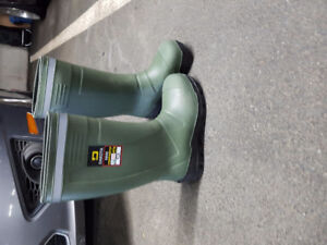 Dakota rubber boots