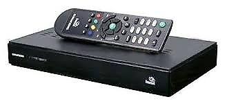 Grundig Complete Freesat Box For Sale