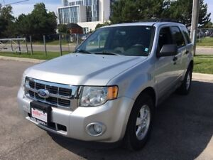 2011 Ford Escape XLT 4WD 3.0L V6 6-Speed Auto Bluetooth