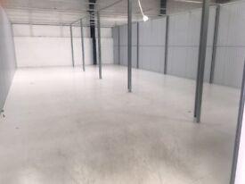 1000sqft Secure Self Storage Space