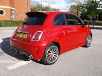 2016 Abarth 595 1.4 T-Jet Turismo Qualifies fo Manual Petrol Hatchback