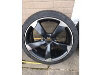 18 inch Rotary Alloy wheels