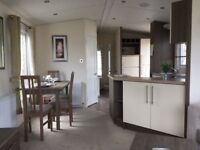 STATIC CARAVAN FOR SALE IN CLITHEROE LANCASHIRE, 2017 SITE FEES & RATE INC.