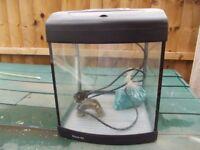 aqua 40 fish tank 25L