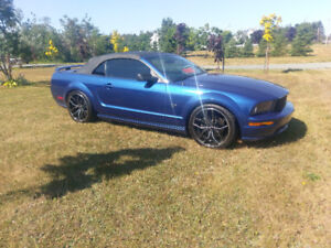 Ford Mustang Gt V8 2007 *Convertible*