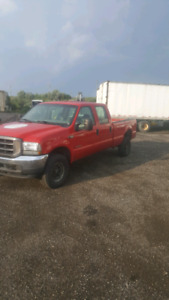 2004 ford 6l  4500 or best offer  or TRADE for a 7.3