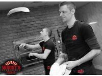 Pizza Chefs For Dynamic Pizza Company in Paisley and Barrhead