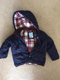 Boys 12-18 month coat