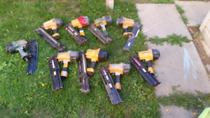 Bostitch framing nailers 150$ for all