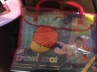 Galt baby crawl mat