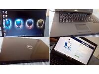 CAN DELIVER fully working business and multimedial laptop Dell Vostro, Windows 10 Pro, MS Office