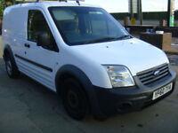 2011 60 Ford Transit Connect 1.8TDCi ( 75PS ) Van T200 75k SWB PX