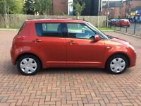SUZUKI SWIFT WITH FULL YEARS MOT